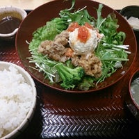 Photo taken at Ootoya by Kintaro A. on 2/17/2014