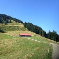 Photo taken at Fahnengehren Alpe by Martin E. on 8/12/2013