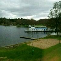 Photo taken at Immeln Sjön by Eva W. on 4/17/2017