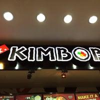 Photo taken at Mr. Kimbob by marie εїз on 2/26/2014