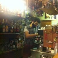 Photo taken at Bar Maurizio by Jihoon G. on 1/16/2013