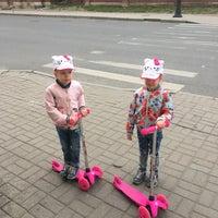 Photo taken at Памятник Иоанису Каподистрия by Mrs.Todd on 5/14/2017