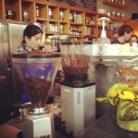 Photo taken at Zeitgeist Kunst & Kaffee by Nikin N. on 10/11/2012