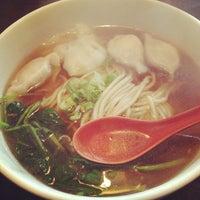 Photo taken at Legendary Noodle by Nikin N. on 10/13/2012