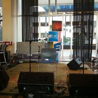 Photo taken at Aloft Austin at The Domain by Amanda K. on 10/14/2012