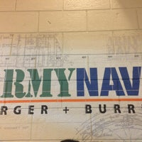 Photo taken at Army Navy Burger + Burrito by Rezel Angelo M. on 2/1/2013