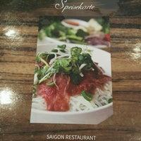 Photo taken at Restaurant Saigon by Antariksa S. on 9/28/2016