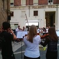 Photo taken at Cattedrale di San Giovanni Battista by Domenico C. on 6/14/2014