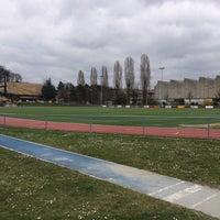 Photo taken at Terrain de Football Ecublens by Klaus O. on 3/26/2015