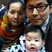 Photo taken at 천주교 성수동성당 by 이 준. on 10/27/2012