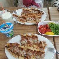 Photo taken at Durak Kır Pide Salonu by AYşe B. on 5/26/2015