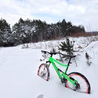 Photo taken at Follow The Dog MTB Route by William H. on 3/29/2013