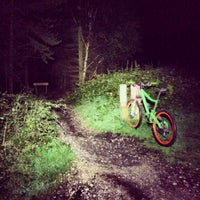 Photo taken at Follow The Dog MTB Route by William H. on 10/5/2013