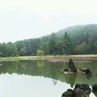 Photo taken at 浄土庭園 by Takuya S. on 9/18/2016