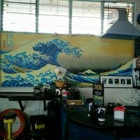 Photo taken at Bar Tsunami by Anamaria L. on 1/20/2016