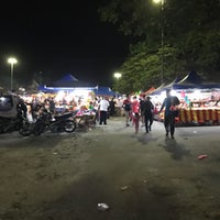 Photo taken at Pasar Malam Port Dickson by Hafiz N. on 1/7/2017