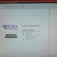 5/10/2014 tarihinde Hüseyin K.ziyaretçi tarafından Dora Bilişim Teknolojileri San. Ve Tic. Ltd. Sti.'de çekilen fotoğraf