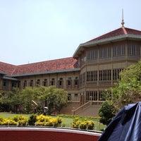 Photo taken at Vimanmek Mansion by bordin t. on 4/8/2014