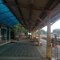 Photo taken at สถานีรถไฟสุราษฎร์ธานี (Surat Thani) SRT4239 by bordin t. on 7/18/2013