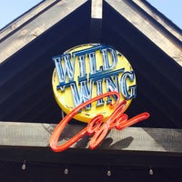 Photo taken at Wild Wing Cafe by Lesa M. on 9/2/2014