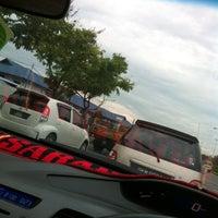 Photo taken at Jambatan Tun Abdul Rahman Ya'akub by Nurhusna J. on 5/8/2014