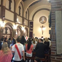 Photo taken at Colegio San Pablo Apostol by Hector T. on 12/22/2012