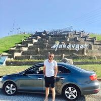 Photo taken at manavgat by Sedat P. on 6/23/2017