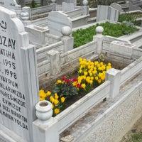 Das Foto wurde bei Ambarlı Mezarlığı von Mehmet O. am 10/4/2014 aufgenommen