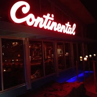 Photo taken at The Continental by Erin M. on 1/8/2013