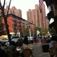 Photo taken at Genesis Bar & Restaurant by Mikhail Z. on 10/27/2012
