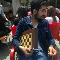 Photo taken at Camlı Cafe by Kadir Ö. on 5/15/2014