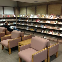 Photo taken at Wilmette Public Library by Cuyler B. on 3/15/2013