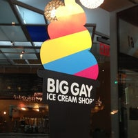 Photo prise au Big Gay Ice Cream Shop par Justin M. le1/19/2013