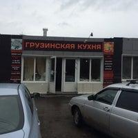 Photo taken at Грузинская кухня by SlavaZol on 6/19/2014