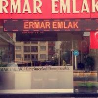 Photo taken at Ermar Emlak by Halit S. on 7/16/2016