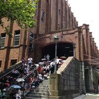 Photo taken at Hibiya Public Hall by Yoshitaka H. on 6/15/2013