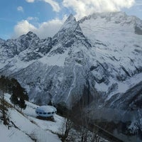 Photo taken at Гора Алибек by VERONIKA ✌. on 12/13/2015