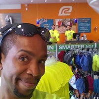 Photo taken at Roadrunner Sports by Roy on 7/17/2014