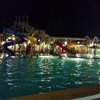 Photo taken at Villa Carmelita In-Land Resort & Hotel by Arnzikle on 5/16/2014