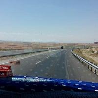 Photo taken at Afyon - Konya Yolu by Burhan Ç. on 8/21/2014