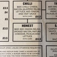 Снимок сделан в Honest Burgers пользователем Judd S. 9/6/2018