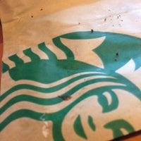 Photo taken at Starbucks by Christina A. on 2/27/2013