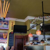 5/6/2014 tarihinde Hans B.ziyaretçi tarafından Café Tapas Bar'de çekilen fotoğraf
