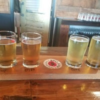 Photo taken at Bull City Ciderworks by Jessica N. on 6/14/2017