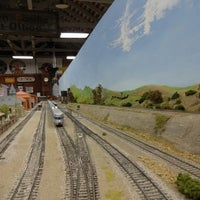 Photo taken at Edward Peterman Museum of Railroad History by Jimmy C. on 2/23/2014