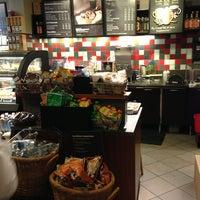 Photo taken at Starbucks by Adam J. on 1/25/2013