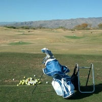 Photo taken at Del Lago Golf Club by Sharon on 3/16/2014