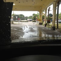 Photo taken at Poinciana Car Wash Detail Lube by Nate K. on 12/12/2012