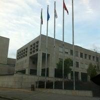 Photo taken at Departamento de Engenharia Química (DEQ) by Paulo C. on 10/11/2012