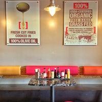 Photo taken at Burger 7 by Jeremiah on 9/10/2013